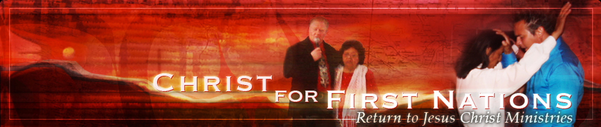 Christ For First Nations
